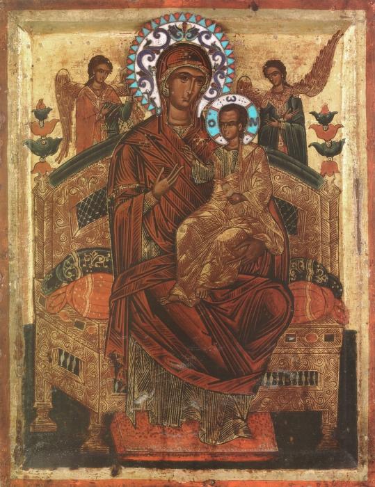 Богородицы репродукции икон купить