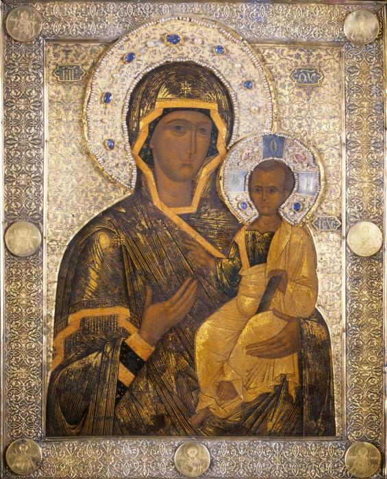 Икона божией матери смоленская иконы