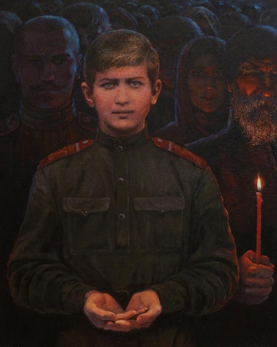 """""""Литургия верных"""" В.Киреев"""